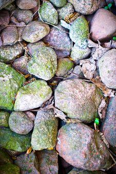 Free Stones Royalty Free Stock Image - 14264616