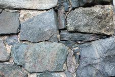 Free Stone Wall Texture Royalty Free Stock Photos - 14264868