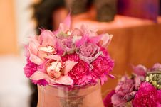 Free Flowers On The Table Royalty Free Stock Image - 14265026