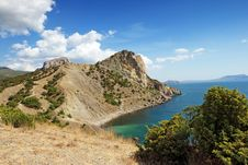 Free Crimea Coast Stock Photos - 14265313