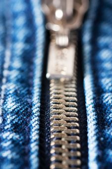 Free Zipper Stock Photography - 14265562