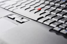 Free Black Keyboard Stock Photography - 14266352