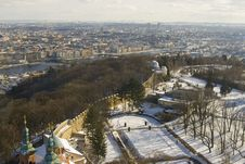 Free View From Petřín In Prague Stock Photos - 14267473
