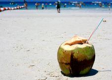 Free Koh Lan Beach 7 Stock Images - 14267974