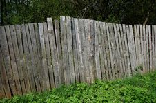 Free Wooden Fence Royalty Free Stock Photography - 14267997