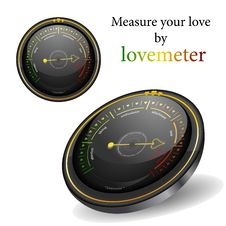Free Lovemeter Stock Images - 14268654