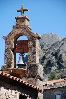 Free Old Stone Bell Tower Royalty Free Stock Photo - 14268985