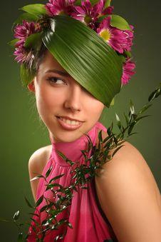 Free Hairstyle Royalty Free Stock Photos - 14269218