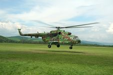 Free Military Helicopter Stock Photography - 14269262