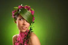 Free Wreath Royalty Free Stock Photos - 14269498