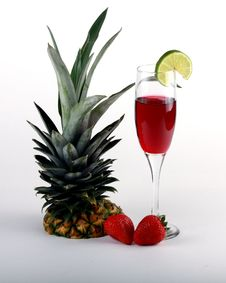 Free Fruit And Wine Royalty Free Stock Images - 14269519