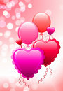 Free Hearts On Valentine S Day Love Background Stock Image - 14272081