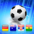 Free Soccer/Football Group D Stock Photos - 14272143
