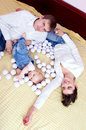 Free Happy Family Stock Photo - 14274170