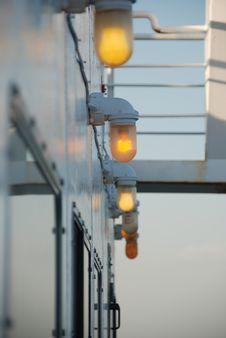 Free Series Of Light Bulbs Royalty Free Stock Photos - 14270758