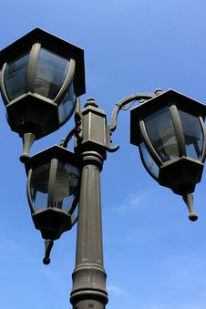 Free Lamp Post Stock Images - 14270884