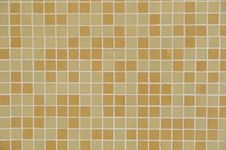 Free Brown Khaki Tile Abstract Background Royalty Free Stock Image - 14271366