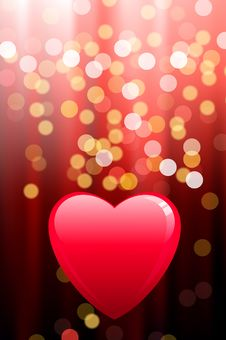 Free Valentine S Day Card Royalty Free Stock Images - 14272489