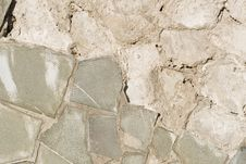 Free Stone Wall Texture Useful For Background Royalty Free Stock Photography - 14272787