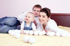 Free Happy Family Stock Photos - 14274183