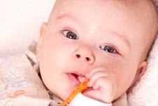 Free Sweet Baby Girl Stock Photos - 14275423