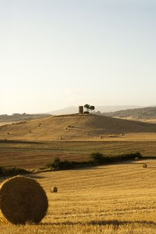 Tuscany Country Stock Image