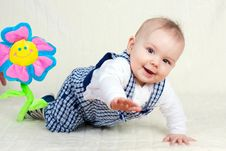 Free Happy Child Royalty Free Stock Photography - 14276307