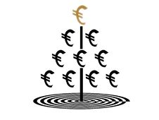 Free Euro Money Tree Stock Images - 14278244
