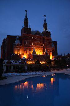 Free Kremlin Style Hotel Stock Photography - 14278572