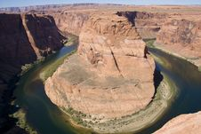 Free Horseshoe Bend Stock Photos - 14278753