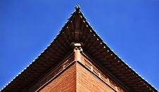 Free Temple S Roof Stock Photos - 14279303
