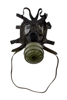 Free Gas Mask Royalty Free Stock Photography - 14279517