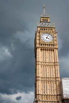 Free The Big Ben Royalty Free Stock Photos - 14279878