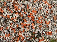 Free Quartz Sand With Orange Color Tiles Texture Backgr Stock Photo - 14279980