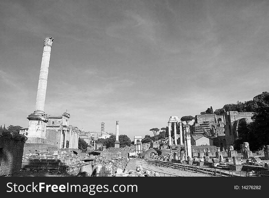 Foro Romanum