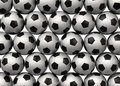 Free Soccer Balls Royalty Free Stock Image - 14281526