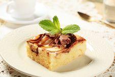 Free Sponge Cake Stock Image - 14280011
