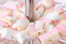 Free Marshmallows Stock Photography - 14280032