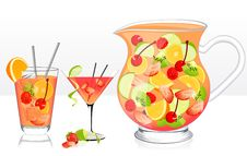 Free Fruit Juice Royalty Free Stock Images - 14280739