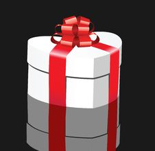 Free Vector Gift Box Stock Photography - 14280822