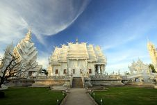 Free Wat Rong Khun Royalty Free Stock Photos - 14281218