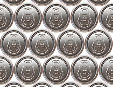 Free Aluminium Beer Cans Stock Photography - 14281602