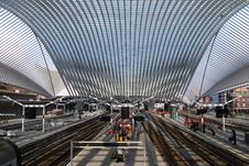 Free Railway Station Stock Photography - 14281742
