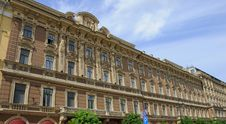 Free Beautiful Palace Building In St Petersburg Russia Stock Photos - 14282113