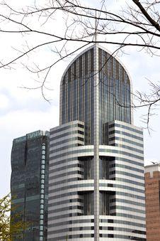Free Shanghai Modern Buildings Stock Image - 14282771