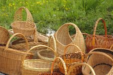 Free Basketry On Nature Stock Image - 14282961