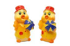 Free Yellow Ducks Stock Photo - 14283070