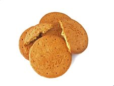 Free Biscuits Royalty Free Stock Photos - 14284238