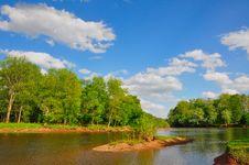 Free Blue Sky Stock Image - 14285301