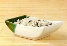 Free Bowl Of Rice Royalty Free Stock Photo - 14286125